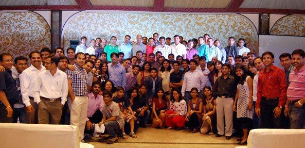 """Alumni Meet - Tivoli Garden, New Delhi"""