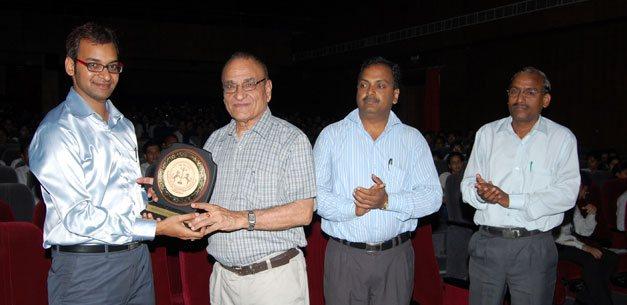 Alumni Lecture Series - Mr. Pravin Singh, B.Tech. EC - 1999 Batch