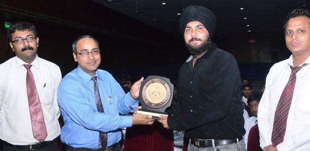 SRMS CET Alumni Mr. Gagandeep Singh Chabbra