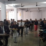 SRMS CET Bareilly organized a SPLASH Painting competition Image5