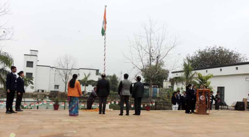 70th-Republic-Day-at-SRMSCET-Unnao-Image