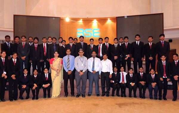 Industrial Visit to Bombay Stock Exchange