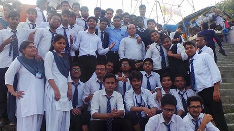 ME Students of Srmscet Make Industrial Visit at Narora Atomic Power Station, Gain Tremendous Exposure