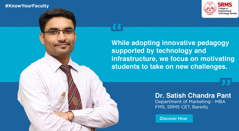 The SRMS CET edge – two decades of academic excellence  transforming the way we learn and teach