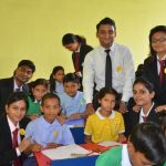 I-Volunteer Club Section of SRMS IBS.