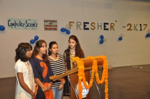 SRMS Fresher's Party, Bareilly