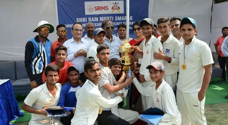 SRMS Under 19 Inter Academy Cricket Tournament 2018