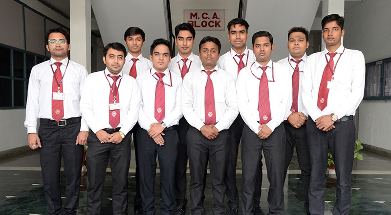Live Project with industry powerhouse ITC provides valuable experience to students of FMS, SRMS CET,  Bareilly
