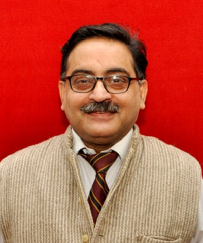 Mr. K K Agarwal