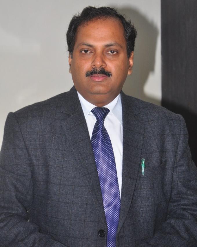 Prof (Dr) A K Srivastava