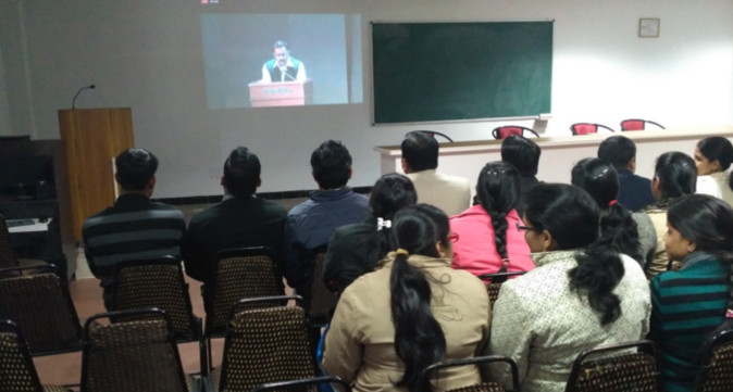 India's Idea Leadership Talk Series over Facebook Live under Smart