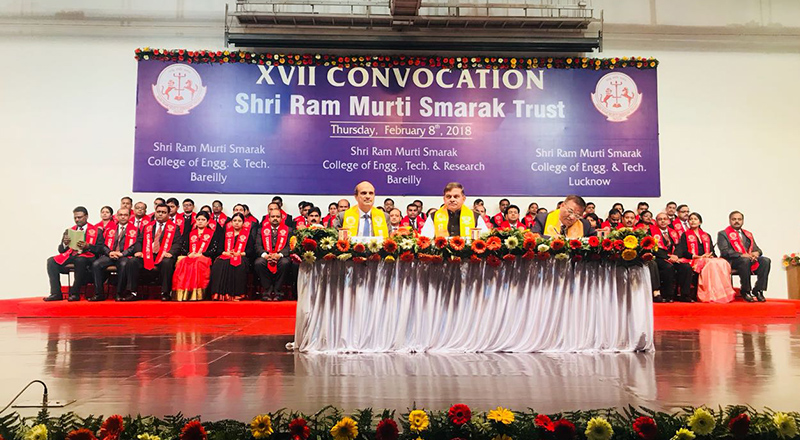 SRMS-convocation