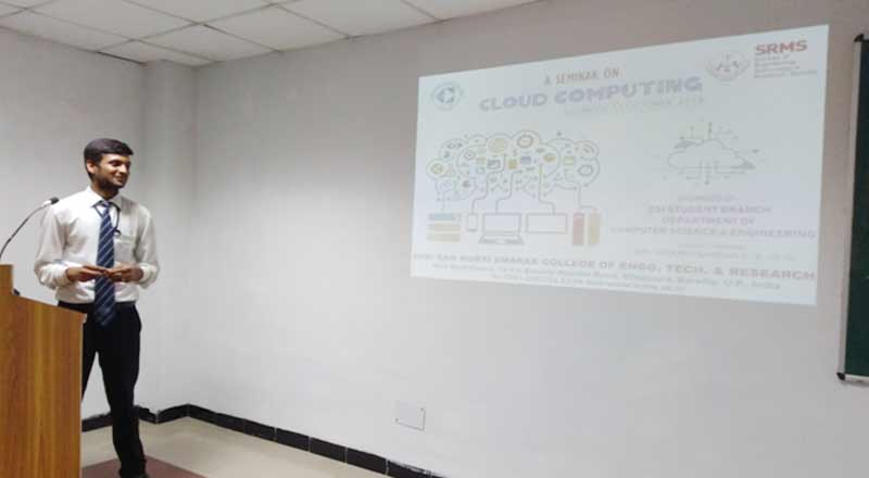 SRMS-CETR-Seminar-on-Cloud-Computing