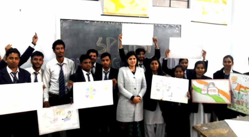 SRMS-CET-Bareilly-organized-a-SPLASH-Painting-competition-Image2