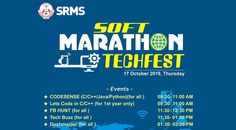Soft-Marathon-Tech-Fest-SRMS-CETR