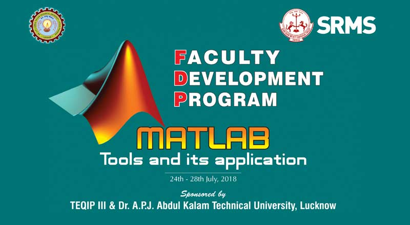 Faculty-Development-Programme---MATLAB---Tools-and-its-application
