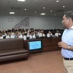 Guidance Session by Mr. Pankaj Srivastava SRMS Alumni Image2