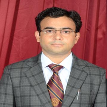 Mr Saurabh Kumar Singh