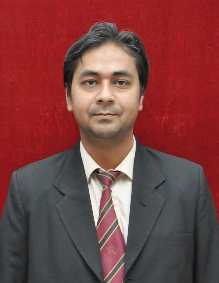 Mr Ashish Gangwar