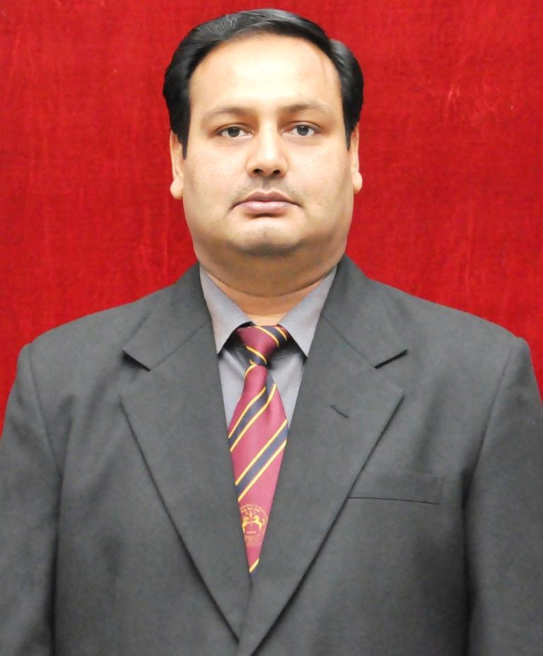 Mr Alok Singh Sengar