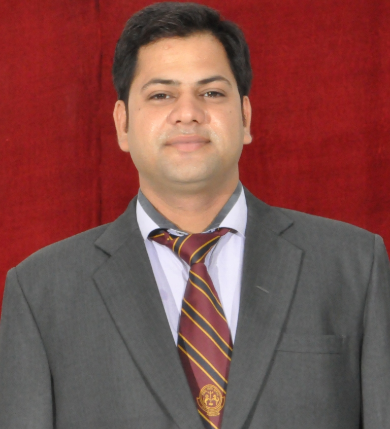 Mr Diwakar Upadhyay