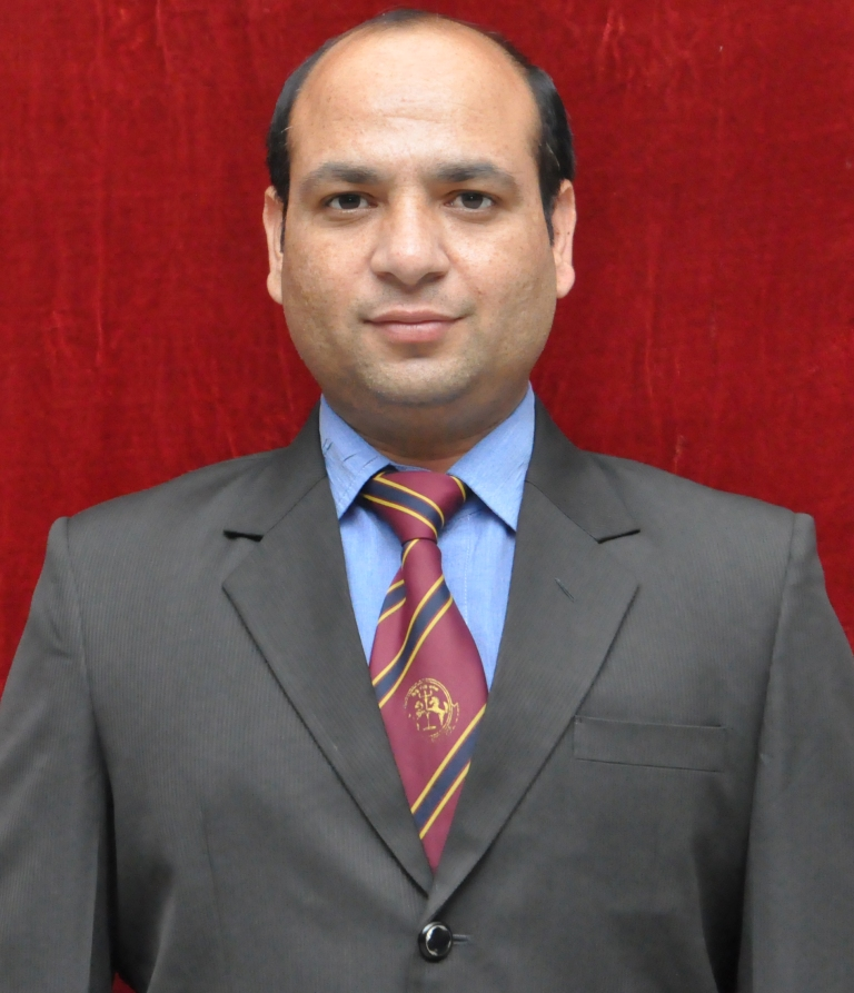 Mr Vijay Kumar Sharma