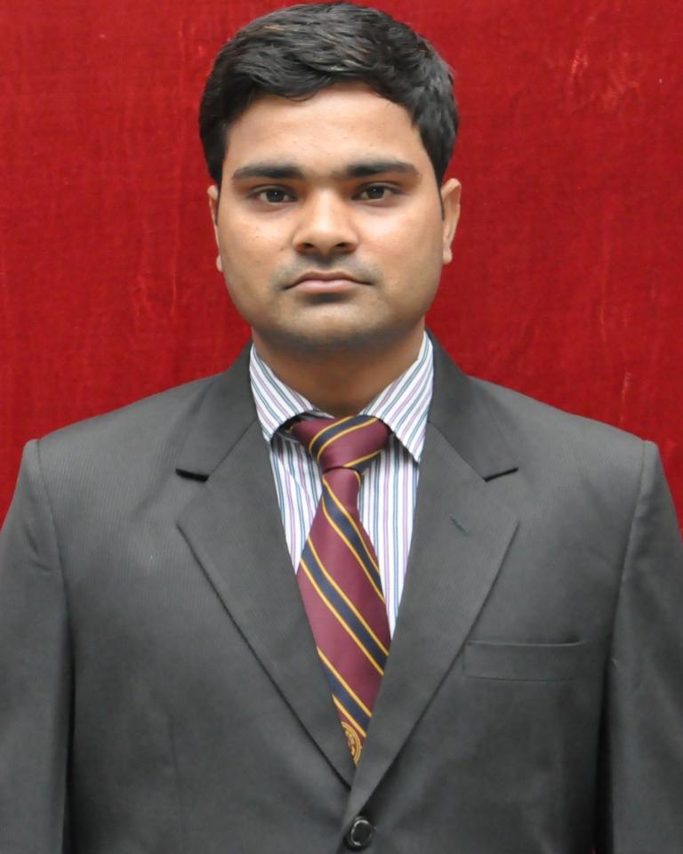 Mr Ashwani Kumar Chauhan