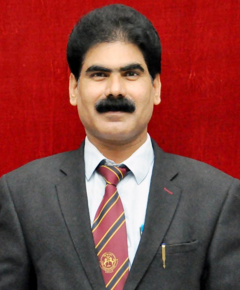 Dr Krishna Kumar Tiwari