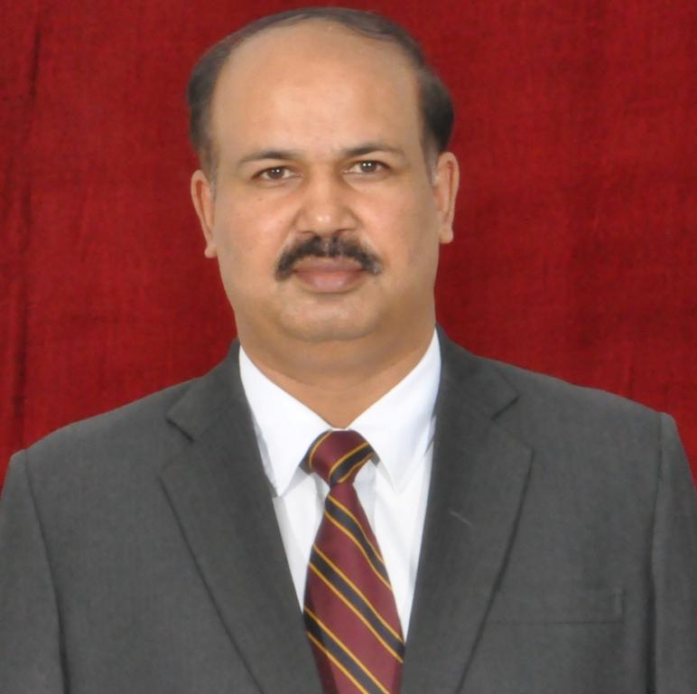 Dr Rajeev Kumar Singh