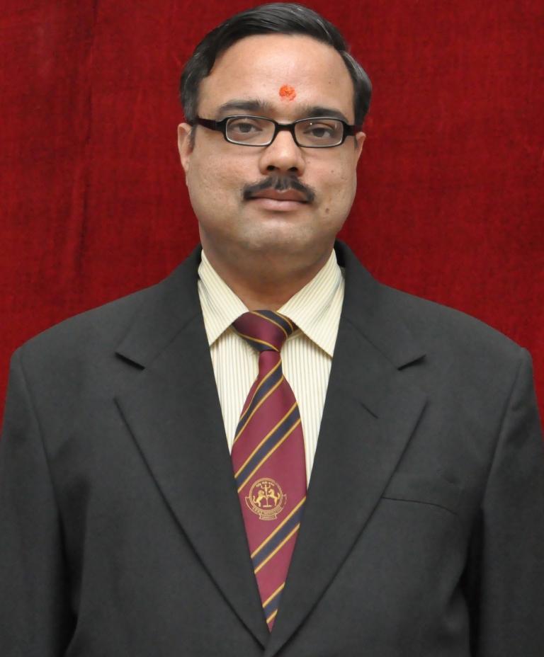 Prof.(Dr.) Deepesh Tiwari