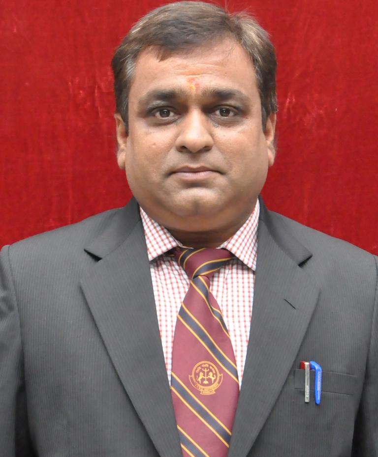 Mr Anuj Kumar