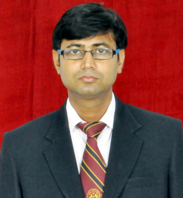 Mr Brijesh Kumar Yadav