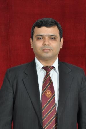 Mr Shailesh Saxena