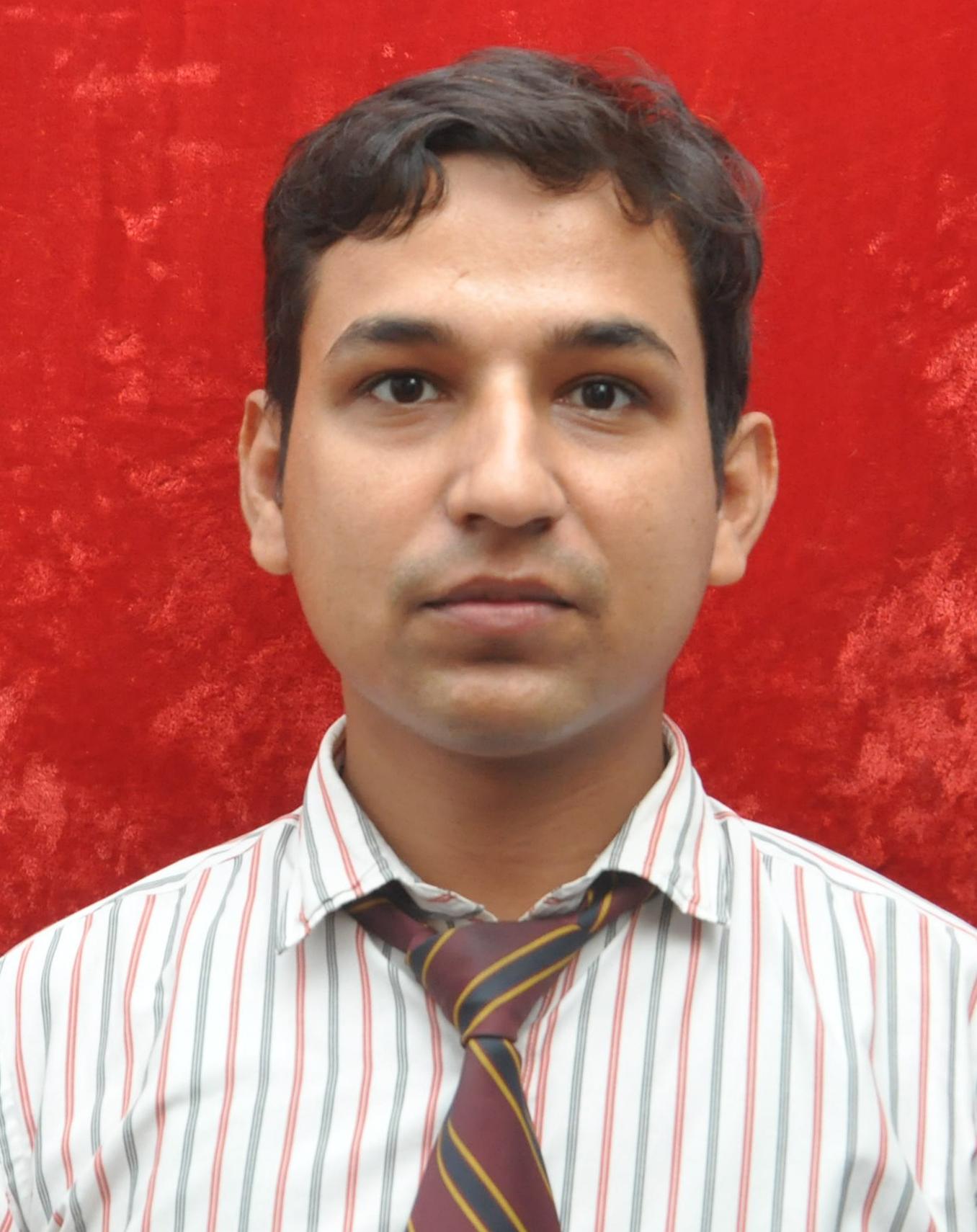 Mr Ritesh Tiwari