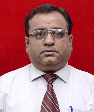 Dr Anuj Kumar