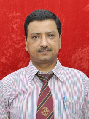 Mr Anuj Agarwal