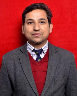 Mr Ritesh Kumar Tiwari