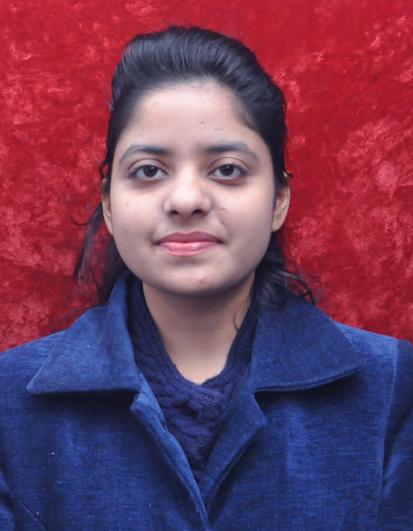 Ms Anshika Agarwal