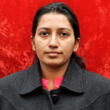 Ms Anubha Dhaka