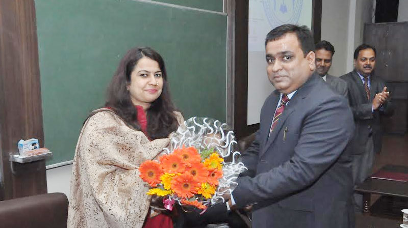 Campus Placement Drive of  NIIT TECHNOLOGIES LTD