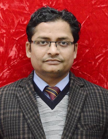 Mr Anshul Rastogi