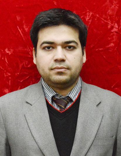Mr Syed Dawar Mehdi Rizvi