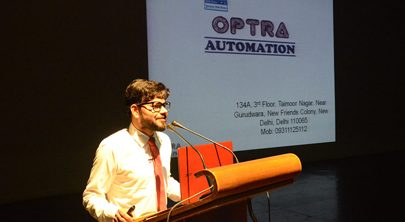 Campus Placement Drive – Optra Automation Private Limited