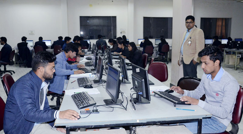 Online Test Under Pool Campus Placement Drive – Tata Consultancy Services