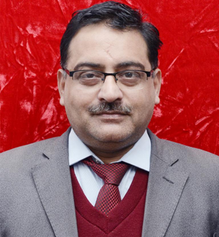 Dr Rajiv Kumar Pandey