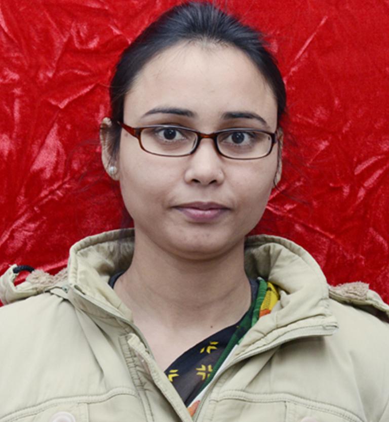 Ms Shagufta Parveen