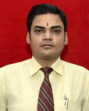 Mr Anuj kumar Gupta