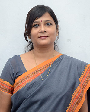 Ms Ruchie Sah