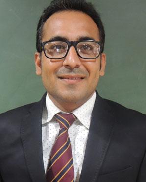 Mr Shahbaz Alam