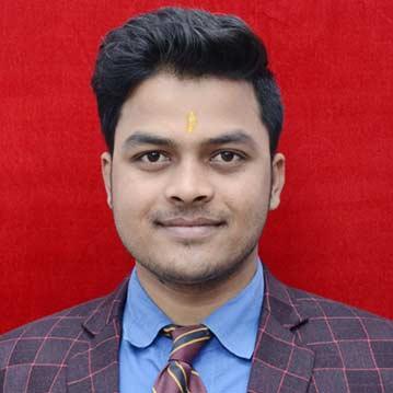 Mr Kalbant Kumar Kushwaha
